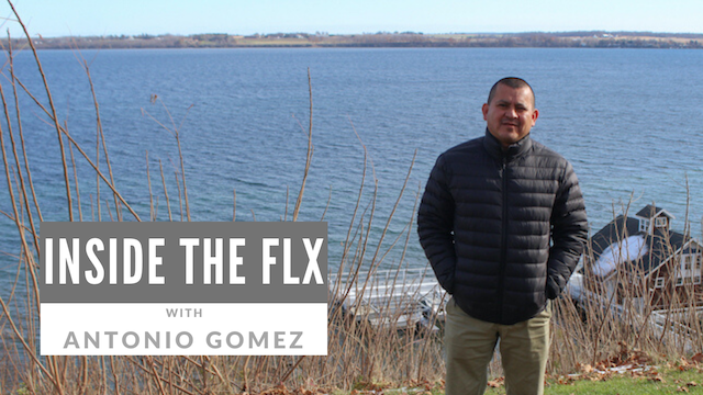 INSIDE THE FLX: Antonio Gomez shares journey of life from Guatemala to Geneva (podcast)