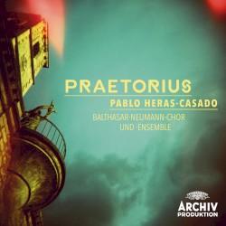 PRAETORIUS by Balthasar-Neumann-Chor ,   Balthasar-Neumann-Ensemble ,   Pablo Heras‐Casado