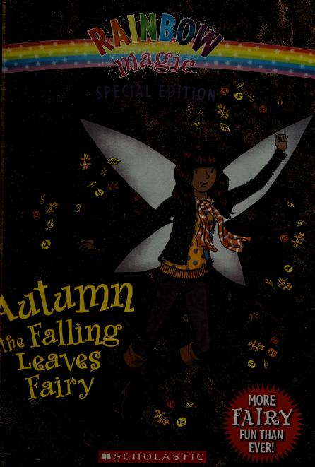 Autumn the Falling Leaves Fairy by Daisy Meadows