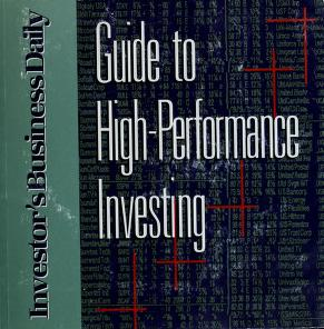 Cover of: Guide to high-performance investing | by the editors of Investor's business daily.