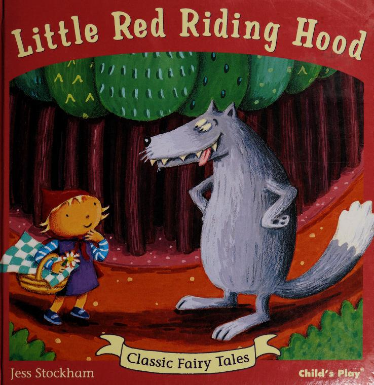 Little Red Riding Hood by Jessica Stockham