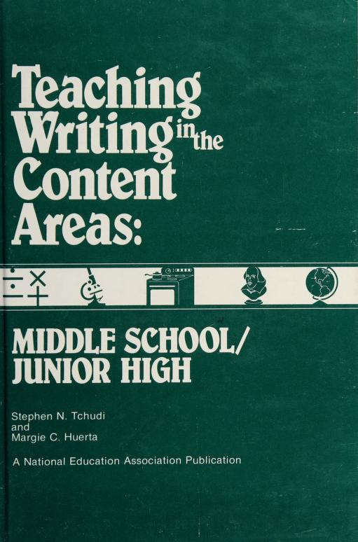 Teaching writing in the content areas by Stephen Tchudi