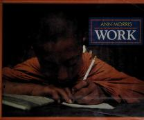 Cover of: Work | Ann Morris